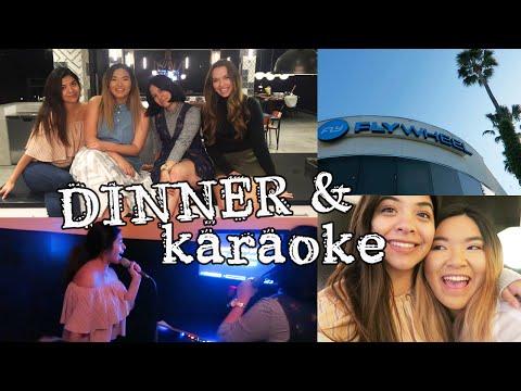 Cycling, Dinner w/ Pals, & Spontaneous Karaoke!!! | 5-21-16