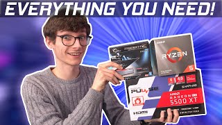 Gaming PC Parts Explained! 😃 A Beginner's Guide To Gaming Computer Components!
