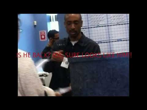 TMZ BREAKING NEWZ!!!! Real Leaked Proof Photos Of 2Pac Alive 2017!!
