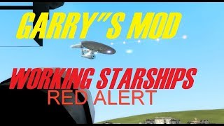 Garry's Mod: WORKING STARSHIPS ADDON