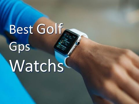 Top 10 Best Golf Gps Watches Review 2018 - 2019