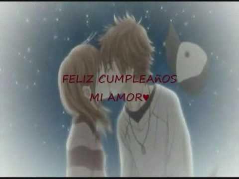 xX♥ Feliz Cumpleaños Amor ♥Xx