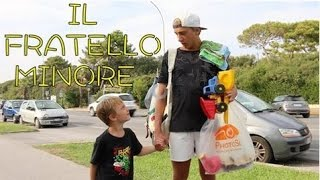 Video QUANDO TI AFFIDANO IL FRATELLO MINORE - I Nulla Facenti download MP3, 3GP, MP4, WEBM, AVI, FLV Agustus 2017