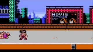 capcom classics mini mix gameplay (mighty final fight)