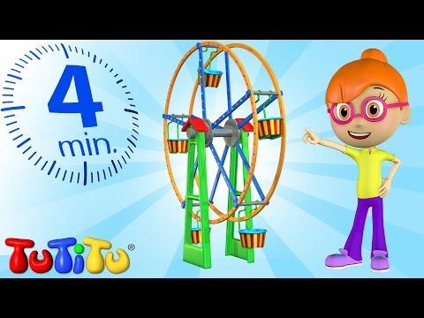 TuTiTu Specials   Ferris Wheel   Toys and Songs for Children
