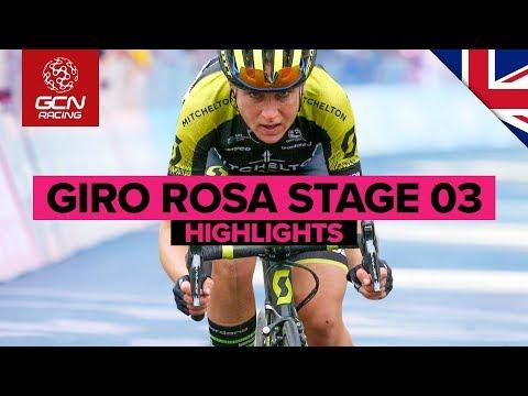 Giro Rosa 2019 Stage 3: Sagliano Micca - Piedicavallo