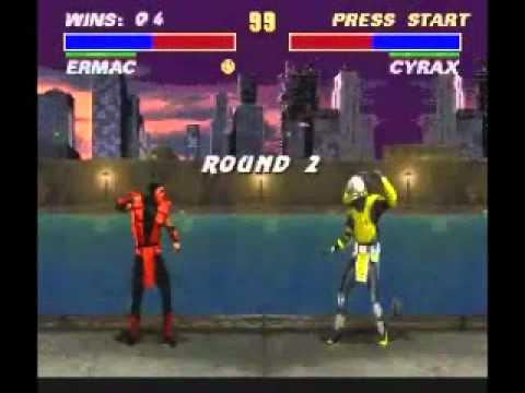 Download Ultimate Mortal Kombat 3 - ERMAC flawless gameplay - Tool Assisted