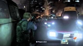 Resident Evil 6 : (Prologue) - Tutorial