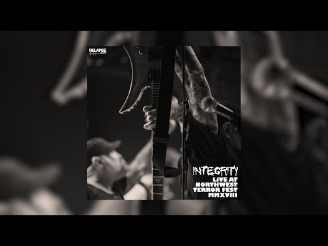 INTEGRITY - Live at Northwest Terror Fest 2018