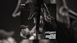 INTEGRITY – Live at Northwest Terror Fest 2018