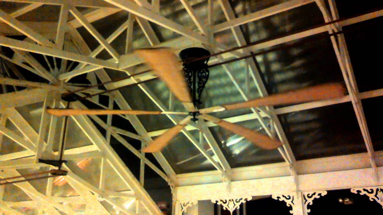 "Fanimation custom made belt drive ""Bourbon Street"" Ceiling Fans at"