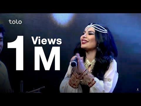Afghan Star Season 11 - Top 8 - Ariana Sayeed / فصل یازدهم ستاره افغان - 8 بهترین - آریانا سعید