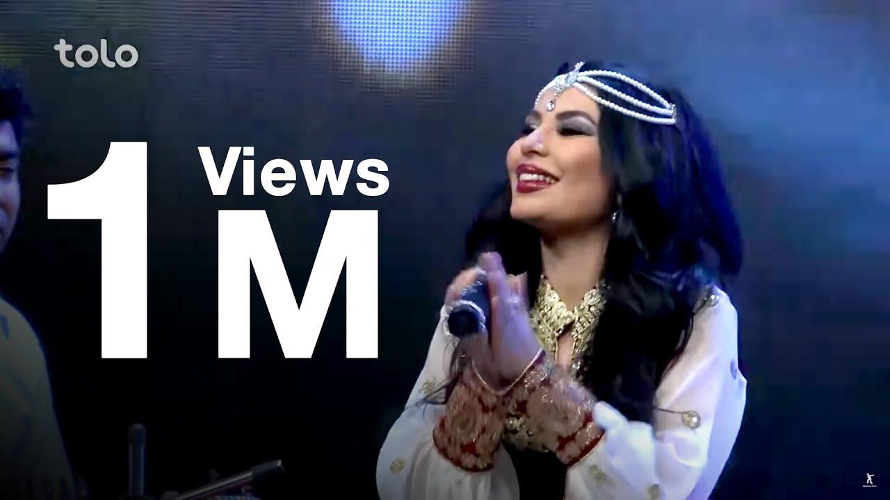 Afghan Star Season 11 - Top 8 - Ariana Sayed / فصل یازدهم ستاره ...