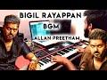 Bigil - Rayappan BGM | Thalapathy Vijay | Allan Preetham
