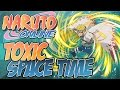 Naruto Online | Accidental Stream - Space Time - Cancer VS Cancer