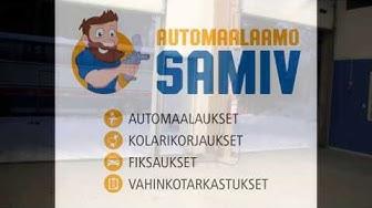 Automaalaamo Sami V