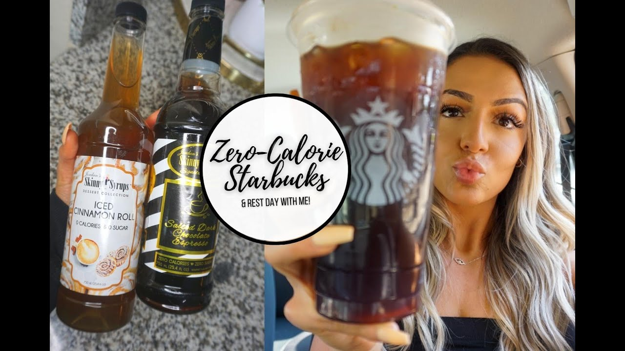 From Start to Stage Ep. 11   ZERO-CALORIE STARBUCKS ORDER   Rest Day