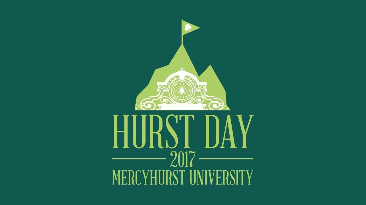 Mercyhurst University Campus Map.Mercyhurst University Hurst Day 2017 Youtube