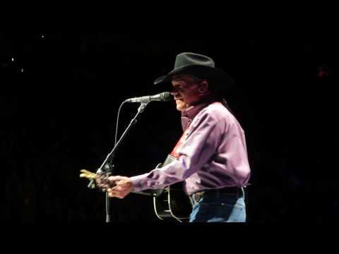 "George Strait ""Easy Come Easy Go"" Las Vegas (2/18/2017)"