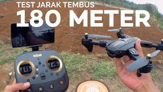 VISUO XS812 Drone GPS Murah, Terbang Jauh Keamanan Bagus
