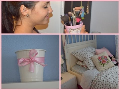 DIY: Vintage Room Decorations - YouTube