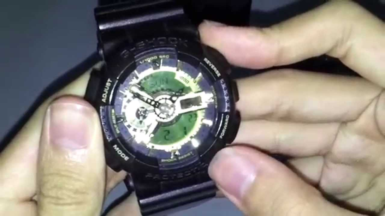 Casio G Shock WR20BAR UnboxReview