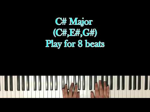 How to Play Shine by Collective Soul on Piano with Chords!