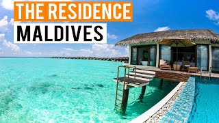 Explore The Residence Maldives
