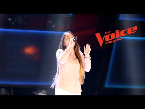 Liridona Osmanaj – Hymn for the weekend – Audicionet e fshehura – The Voice of Albania 6