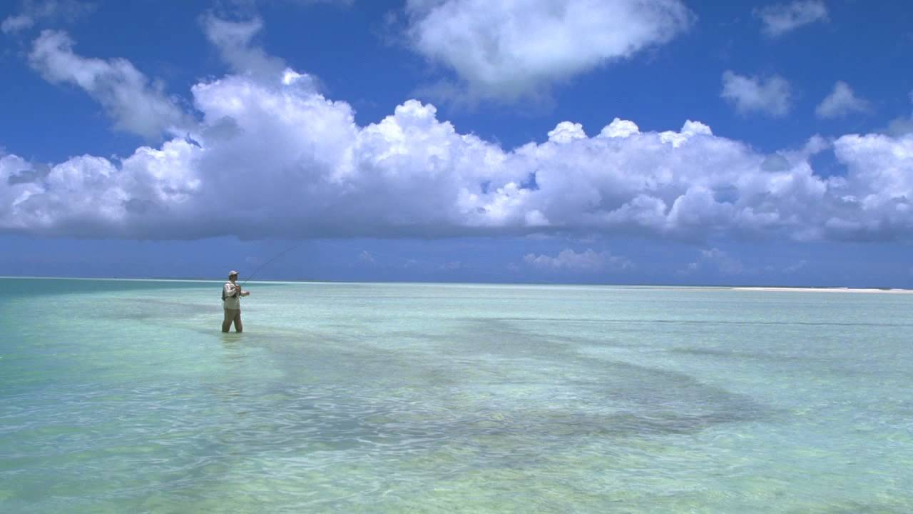 Christmas island fly fishing leland fly fishing for Leland fly fishing