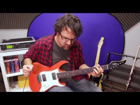 Vola Oz Guitar in Fractal Audio Axe FX II