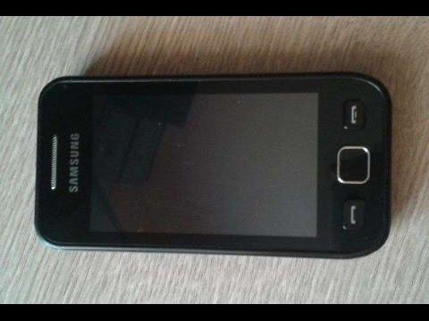 Вскрытие/Disassembly Samsung GT S5250