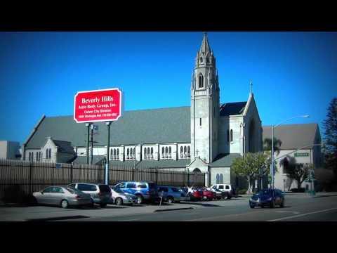 Exploring the beauty of Culver City, California
