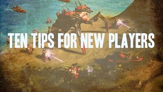 Supreme Commander Forged Alliance - Top tips for new players!