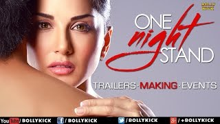 One Night Stand Hindi Movies 2016 | Sunny Leone | Tanuj Virwani | Official Trailer | Making | Events