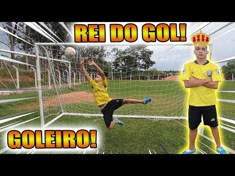 ALADDIN É O MELHOR GOLEIRO DO YOUTUBE! VIROU REI!!