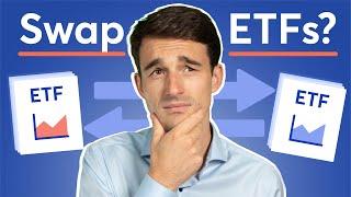 Swap ETF einfach erklärt! Risiko, Vor- & Nachteile + Vergleich zu Physischen ETFs