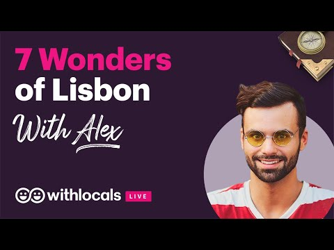 7 Wonders of Lisbon with Theo from Lisbon