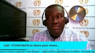 Kennedy Agyapong exposes Nigel Gaisie, Mzbel & Jane Naana Opoku Agyemang
