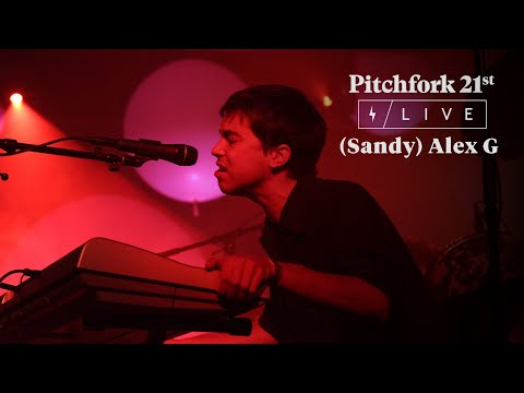 "(Sandy) Alex G Perform ""Sportstar"" @ Knockdown Center 