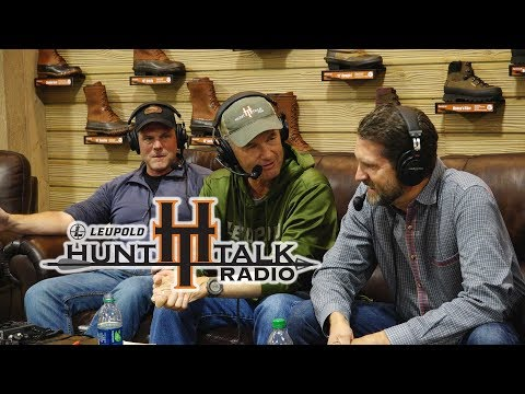 Hunt Talk Radio - Live Q&A Podcast with Kenetrek Boots and Sitka Gear