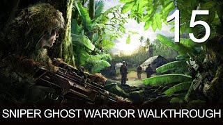 Sniper Ghost Warrior Walkthrough Gameplay Mission 15
