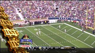 Inside Notre Dame Football 2014 - Rice