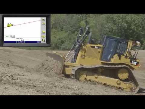 Cat® Grade Control For D6T | Advanced Operation