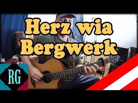 ★ HERZ WIE A BERGWERK ► FENDRICH Austropop Lesson+Cover