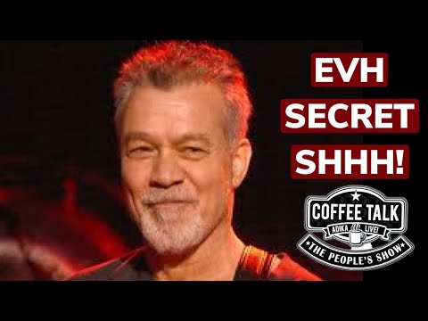What Dirty Little Secret did Eddie Van Halen Tell Comedian Craig Gass...