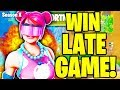 HOW TO WIN END GAME IN FORTNITE SEASON 10! HOW TO IMPROVE AT FORTNITE SEASON 10 TIPS AND TRICKS!