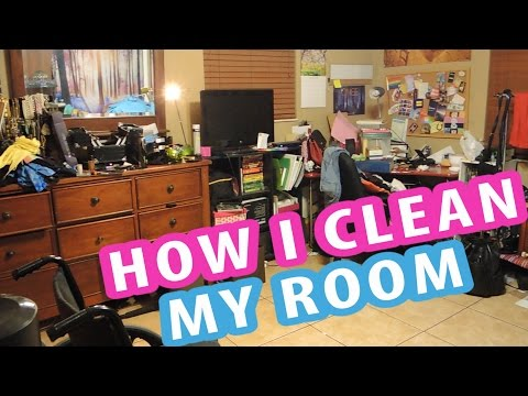 Spoonie Finally Cleans Her Room [CC]