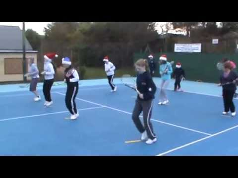 Cardio Tennis At Duston United Tennis Club