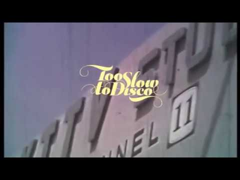 TOO SLOW TO DISCO Vol 2: StreetPlayer - Shades of winter